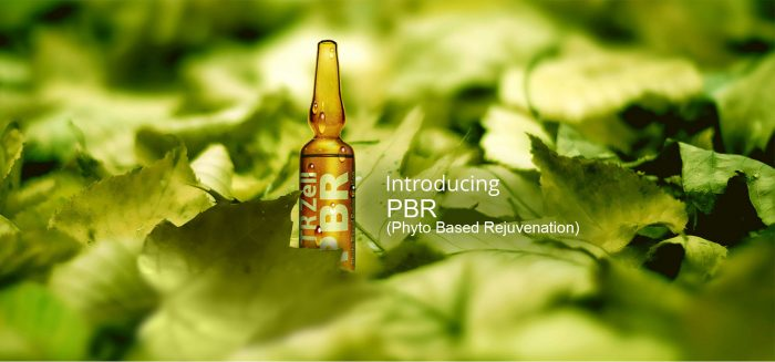 trzell pbr phyto based rejuvenation plant placenta ampoule serum essence face skin care